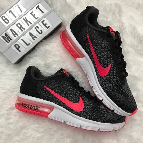 Nike Air Max Sequent 2 Women's Size 5.5 Youth 4Y